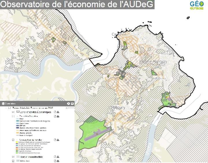 Observatoire de l'économie de l'AUDeG