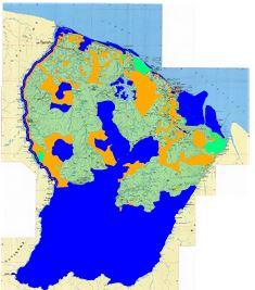 Cartographie du SDOM arrêté le 31 mars 2021